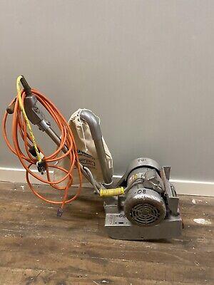 Essex Silver Line Sl8 Wood Floor 8 Drum Sander Machine Sl-8 Clamp On