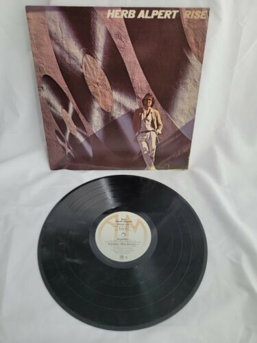 Herb Alpert Rise LP Vinyl Record Album - $4.00