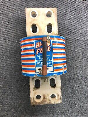 Hi-cap Time Delay Fuse Krp-c 2500 2500a Current Limiting Cut Out Krpce 200000k