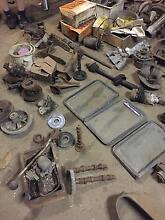 Assorted early VW Kombi, Beetle and Golf parts. Forster Great Lakes Area Preview