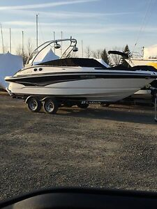 2009 Larson 218LX1 bowrider **LOW HOURS**