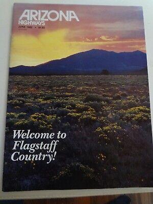 Arizona Highways, June 1982, Welcome to Flagstaff Country