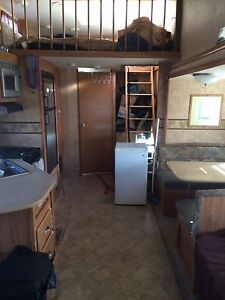 2007 fifth wheel