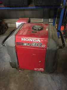Eu 30 is Honda inverter generator beat blackouts Buderim Maroochydore Area Preview