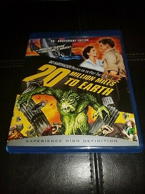 - 20 Million Miles to Earth: 50th Anniversary Edition (Blu-ray)