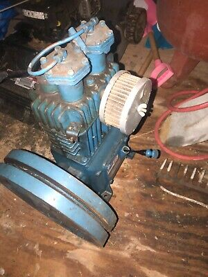 Quincy Model 216 Compressor Pump