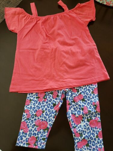 Toddler girls outfit Shirt and legging size 2T NEW! Great fo