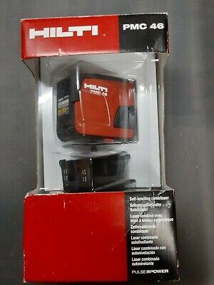 Hilti Pmc46 Self Leveling Combilaser - New In Box