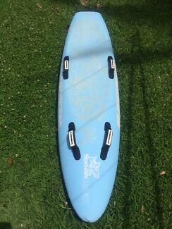 Foam nippers board