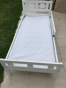IKEA toddler bed and mattress Bexley North Rockdale Area Preview