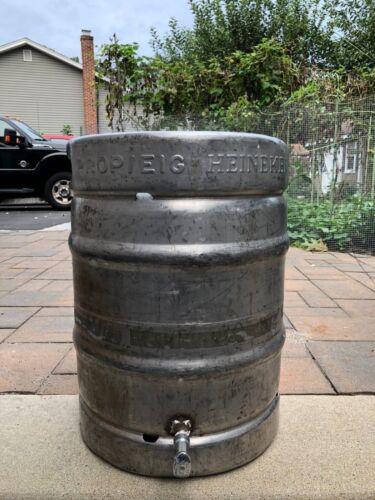 4 Stainless Steel Beer Kegs 50L