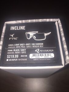 Ryders Eyeware - Incline Model