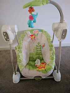 Baby Swing in good condition Nelson Bay Port Stephens Area Preview