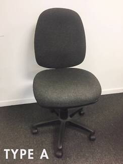 Office Desk Chairs x 14