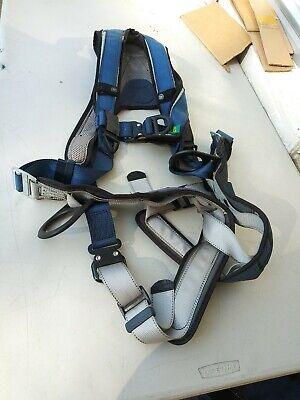 Dbi-sala Safety Harness Size Lg Exofitclimbing Harness 1108622 Made In Usa 3m