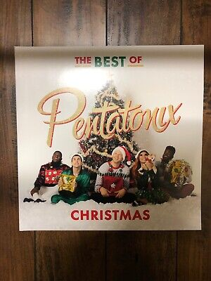 Pentatonix - The Best Of Pentatonix Christmas 2xLP 140 Gram Vinyl,
