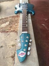 Teisco 1960's electric guitar Williamstown Barossa Area Preview