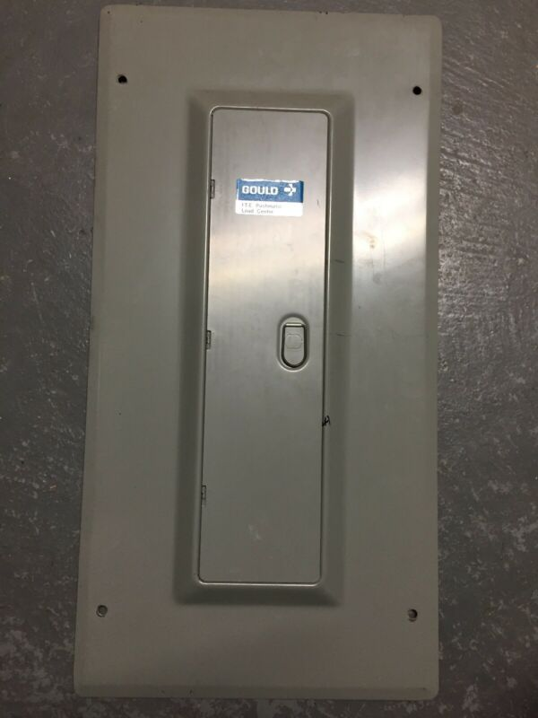 Pushmatic ITE Gould Siemens 200A Panel Cover 20 Space