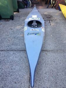 Davenwood racing kayak Mount Pleasant Melville Area Preview