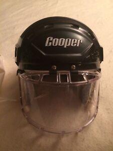 Casque de hockey Cooper