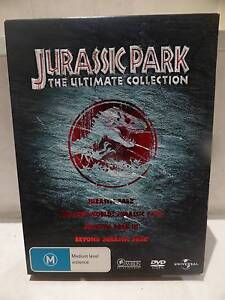 Jurassic Park The Ultimate Collection Paddington Brisbane North West Preview