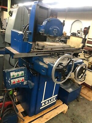 K.o. Lee 8 X 18 Surface Grinder With Coolant Hydraulic Table