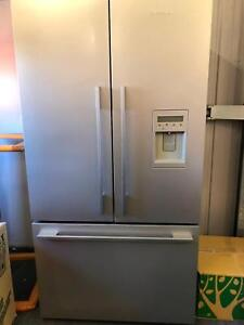 Fisher & Paykel French Door Fridge with Freezer Drawer