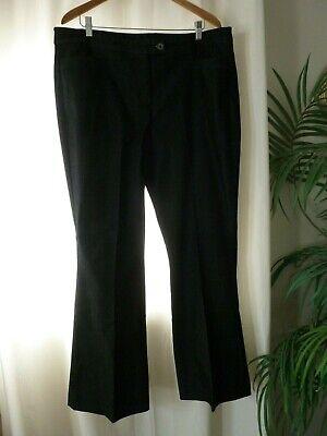 Style & Co. Blue Denim Trouser Jeans Dark Wash Pants Size 18 Denim Trouser Style Jeans