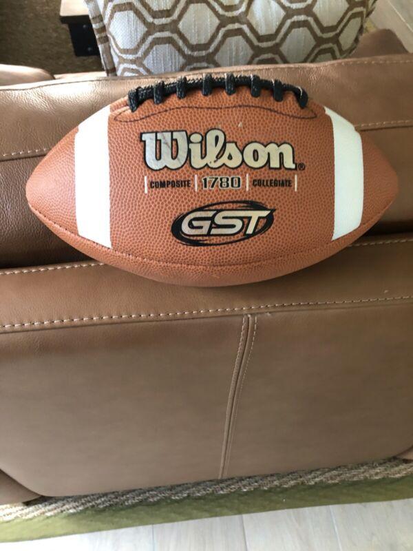 Wilson Football #1780 GST
