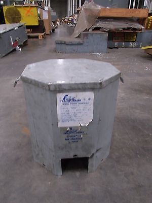 Acme 10 Kva Transformer T-1-53516-3s 1 Ph Pri 240 X 480 Sec 120240 Lot 1