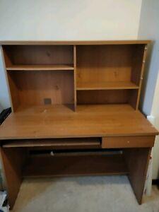 Wooden desk for sale!