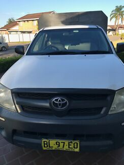 2008 Toyota Hilux Ute