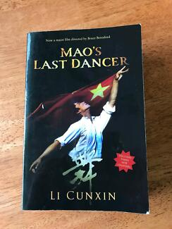 Mao's Last Dance Book