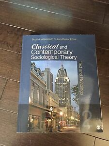 Classical and Contemporary Social Theory 2nd Ed