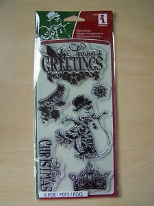 INKADINKADO-CLEAR-STAMPS-ORNATE-CHRISTMAS-6-STAMPS-98400