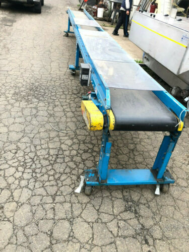 "New London Engineering 200 Standard Duty Conveyor Model 200-18""-21"