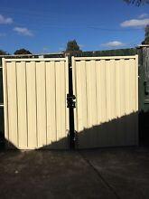 Colourbond gates Gladstone Park Hume Area Preview
