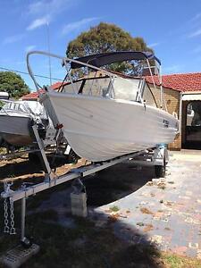 5.28 m Stacer Aluminium Boat Bassendean Bassendean Area Preview