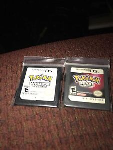 Pokemon games.