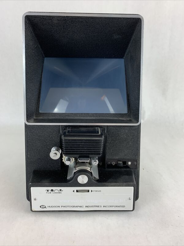 Vernon 8mm Editor Viewer