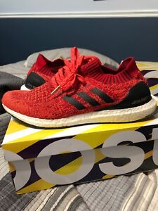 Uncaged Olympic edition ultra boost size 12