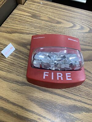 Simplex 4904-9332 Fire Alarm Strobe