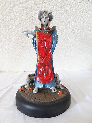 Magic The Gathering Resin Statue Meloku Kamigawa Champions