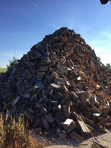 """12"""" hardwood firewood"""