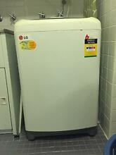 LG 7.5kg top loader washing machine Bass Hill Bankstown Area Preview