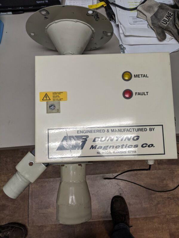 Bunting Magnetics Metal Separator