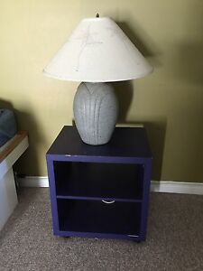 Lamp and stand