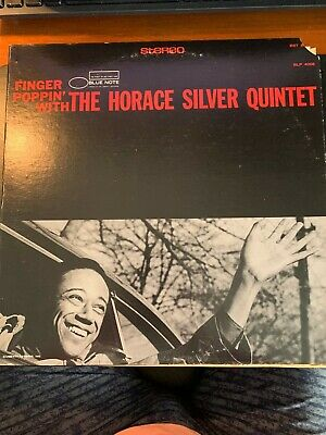Horace Silver, Finger Poppin' With (1975 Blue Note)