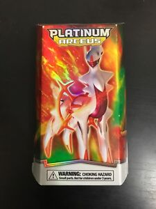 **BNIB** Pokemon Card Game: Platinum Arceus Flamemaster Deck