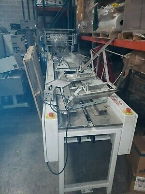 Conflex Cw-160 Horizontal Shrink Wrapper With 10 Extended Infeed